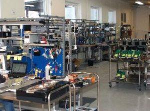 ImpulseRadar manufacture Malå, Sweden