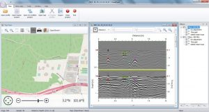 CrossPoint GPR software