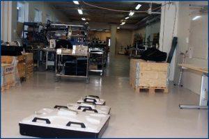 Mala Sweden GPR production