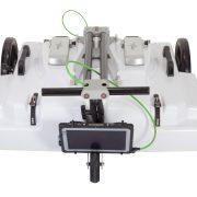 Raptor push cart GPR system