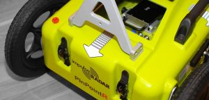 PinPointR GPR battery