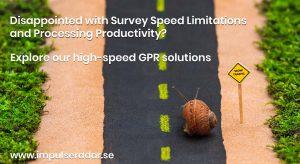 High-speed GPR solution