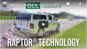 High speed mobile GPR data